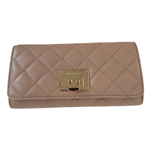 85fc38888e1a Michael Kors Astrid Leather Carryall Wallet