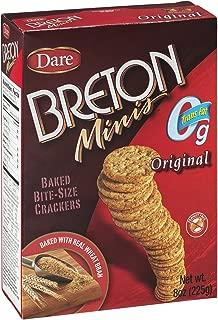 Breton Mini Original Cracker 8 Ounces (Case of 12)
