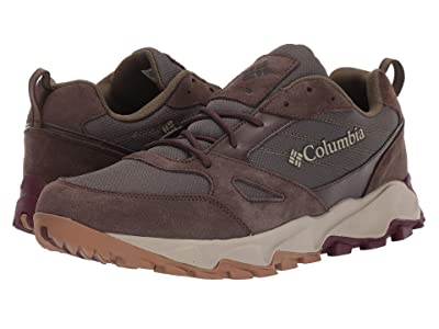 Columbia Ivo Trailtm (Peatmoss/Rich Wine) Men