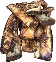 K9 Connoisseur Formerly Lillys Choice Dog Bones Made In USA From Grass Fed Cattle 8 To 10 Inch Long All Natural Meaty Rib Marrow Filled Bone Chew Treat Best For Medium Breed Dogs Upto 50 Pounds