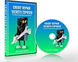 Credit Repair Books - Credit Repair Secrets Exposed Kit Includes Tutorial CD With Complete Lessons. Learn How To Legally Raise Your FICO Score The Fastest Way. Includes Cheat Sheet + Letter Templates