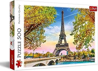 Trefl Romantic Paris Puzzle, 480x340 cm - Multi Color