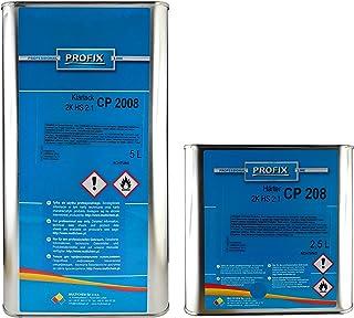 Ludwiglacke PROFIX Klarlack CP 2008 5 Liter Kanne + 2,5 Liter Härter CP 208