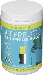 NutriBullet NBR-5572PK6 SuperFood Fat Burning Boost (300g), 300 g, Brown