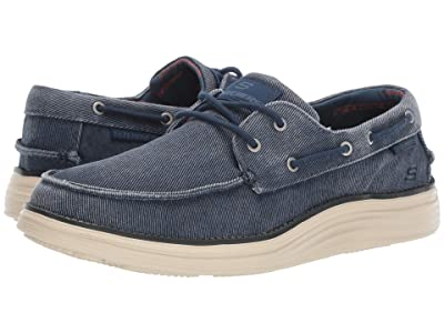 SKECHERS Status 2.0 Lorano (Navy) Men