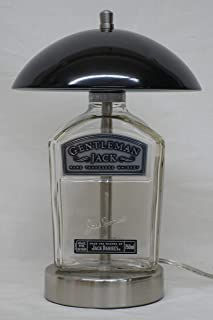 Gentleman Jack Daniels Bottle Touch Desk Lamp