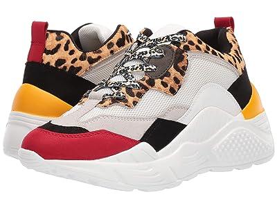 Steve Madden Antonia L Sneaker (Leopard) Women