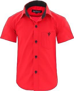 ▷ Camisas y camisetas rojas para niño | Ofertas 2019 TODO