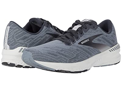 Brooks Ravenna 11 (Grey/Ebony/White) Men