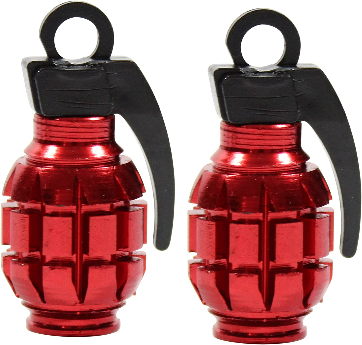 Forest Bykes Grenade BMX Valve Caps Super special price Schrader Product