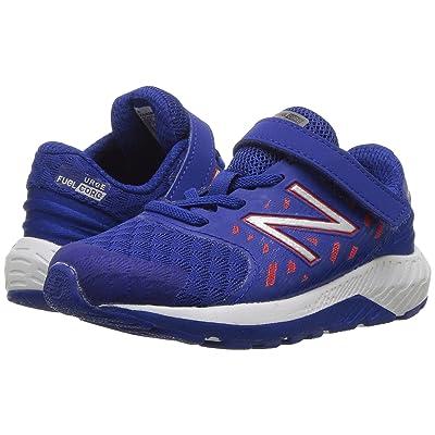New Balance Kids Vazee Urge (Infant/Toddler) (Blue/Red) Boys Shoes