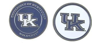 Kentucky Wildcats Double-Sided UK Golf Ball Marker