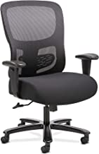 Sadie Big and Tall Office Computer Chair, Height Adjustable Arms with Adjustable Lumbar,..