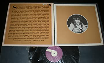 JON Lord Deep Purple Sarabande Rare Purple 1976 Orig British Import