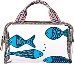 Vera Bradley Luggage - Beach Cosmetic
