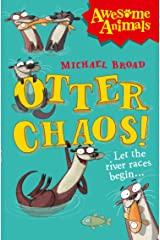 Otter Chaos! (Awesome Animals) Kindle Edition