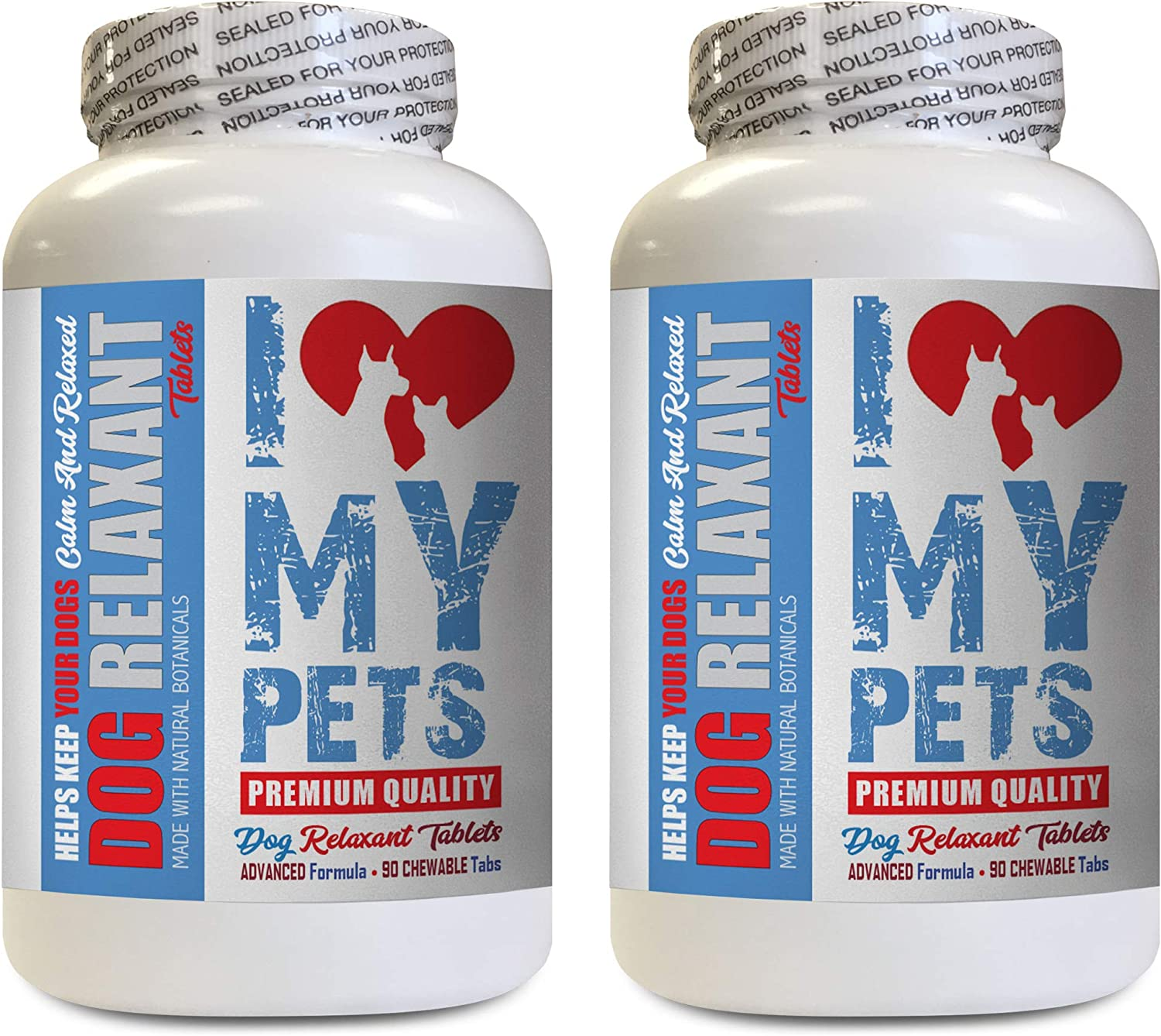 I LOVE MY PETS LLC Stomach Relief Dog Max 49% OFF for Dogs Anxi Max 43% OFF - Relaxant