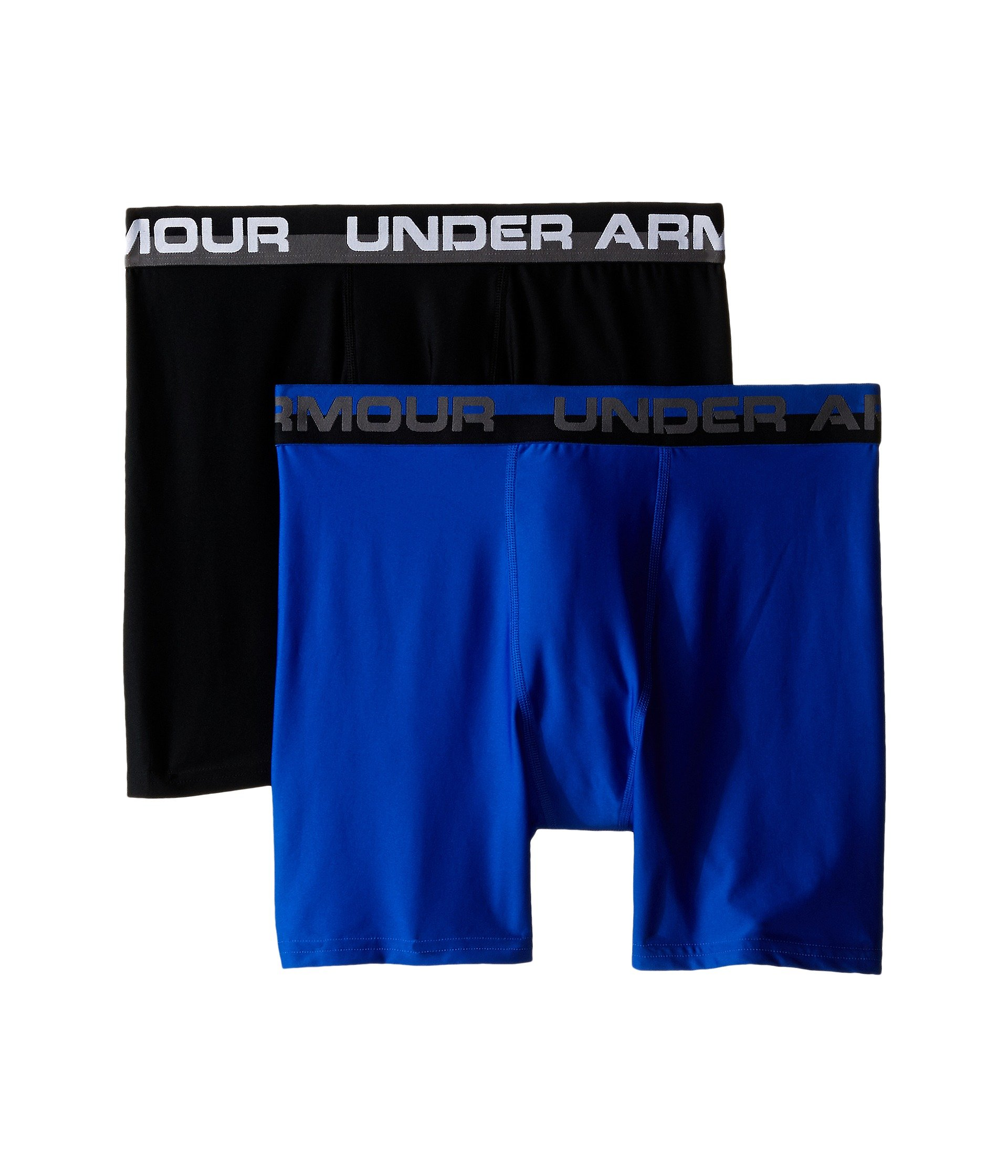Ropa Interior para Niño Under Armour Kids O-Series 2-Pack (Big Kids)  + Under Armour en VeoyCompro.net