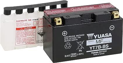 Yuasa YUAM62T7B YT7B-BS Battery