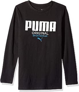 Big Boys' Long Sleeve T-Shirt