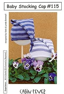 baby stocking cap knitting pattern
