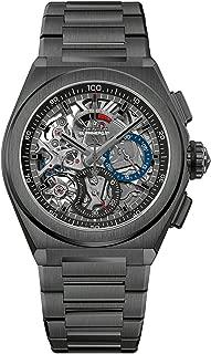 Best zenith titanium watch Reviews