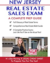 New Jersey Real Estate Exam A Complete Prep Guide: Principles, Concepts And 4 Practice Tests