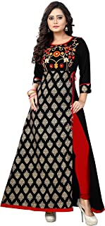 Readymade Cotton Long Women Dress Kurti for Women Formal & Party Wear 315