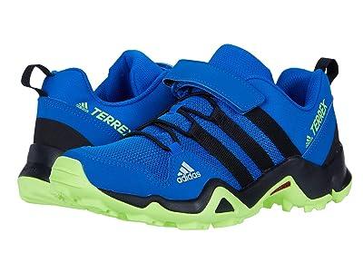 adidas Outdoor Kids Terrex AX2R CF (Little Kid/Big Kid) (Tech Indigo/Black/Signal Green) Boys Shoes