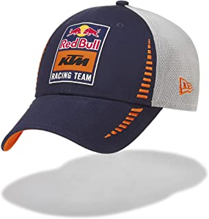 Red Bull KTM New Era 9Forty Trucker Gorra, Gris Unisexo