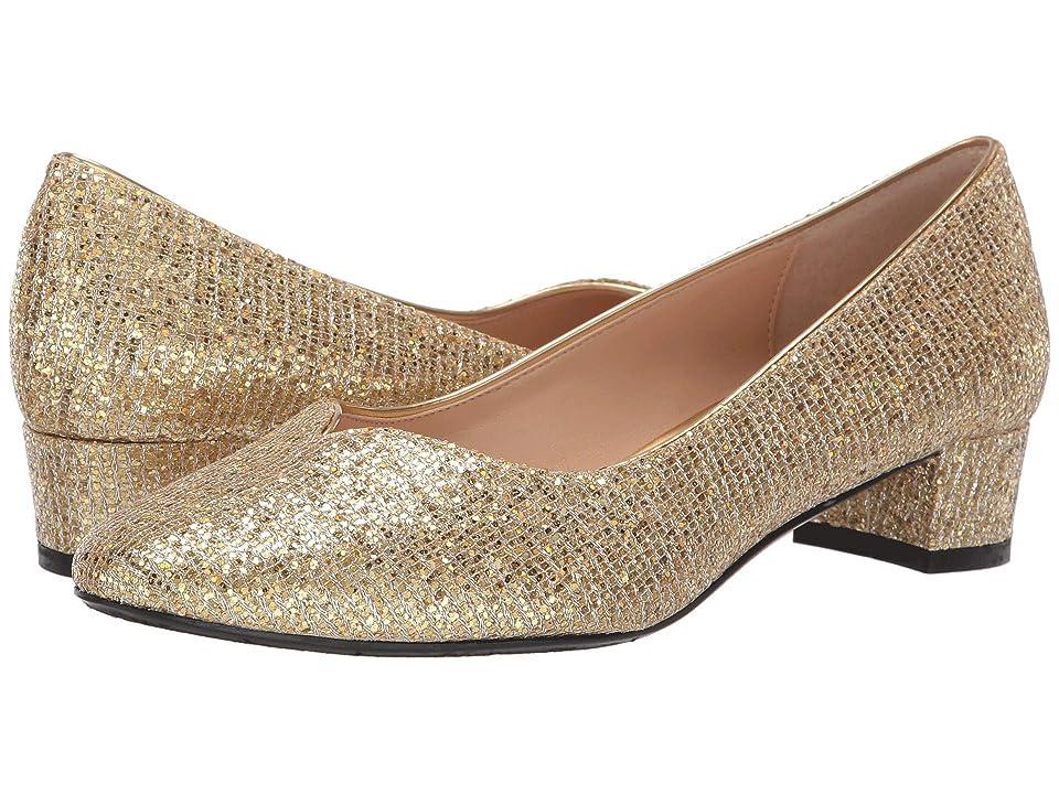 J. Renee Bambalina (Gold) Women's Shoes