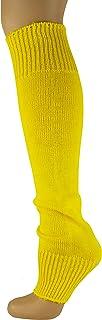 Mysocks, calentadores amarillo