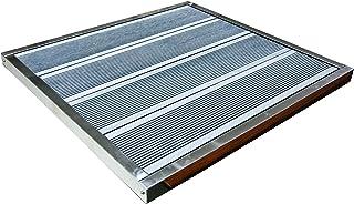 comprar comparacion K2O KSM1003 -Base para montaje de ducha solar Como 70,5x66,5x3,5 cm