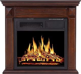 Best freestanding fireplace mantel Reviews