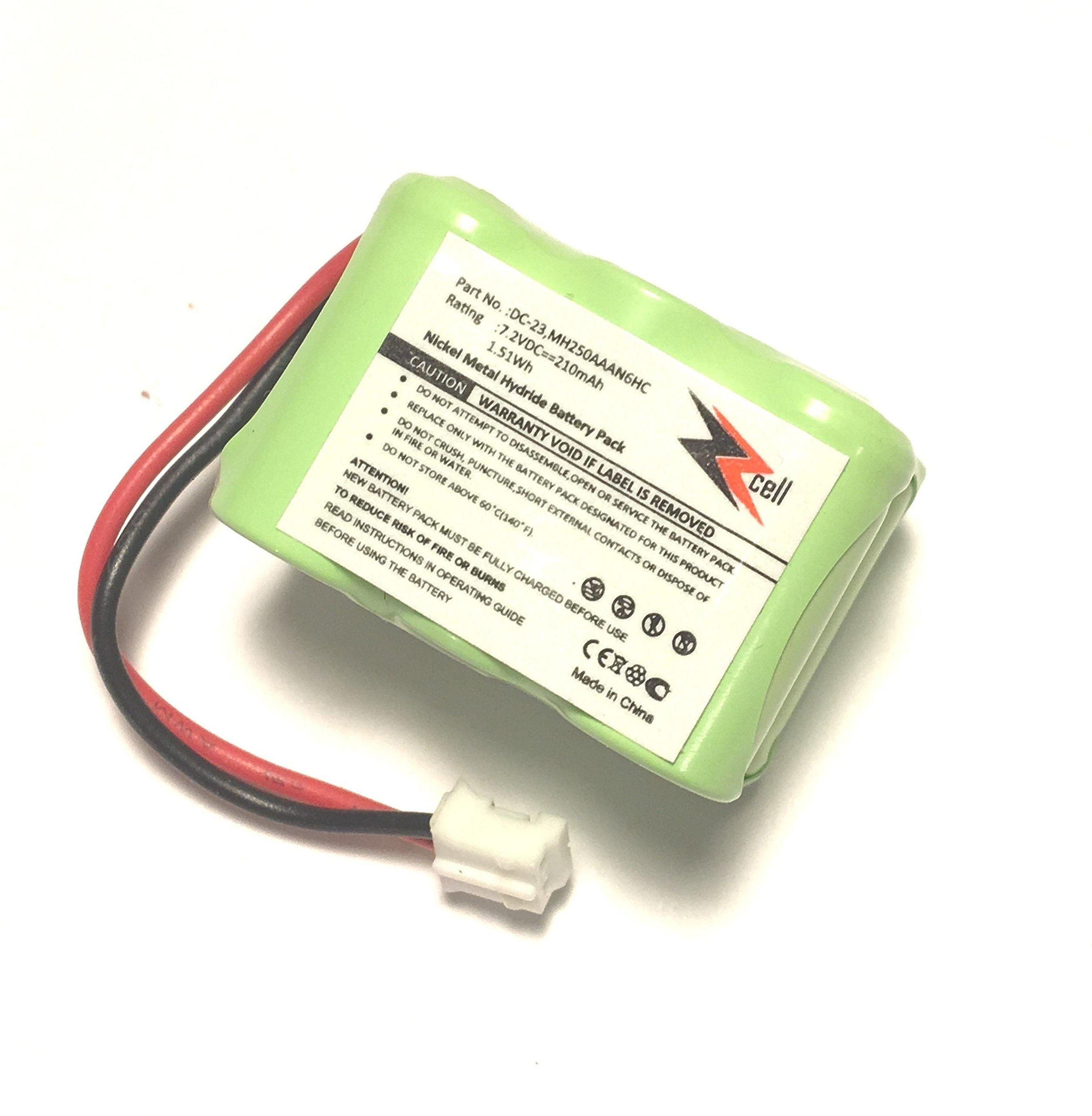 Bateria Para SportDog Transmitter Kinetic Dog Collar MH250AA