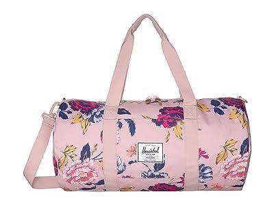 Herschel Supply Co. Sutton Mid-Volume (Winter Flora) Duffel Bags