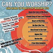 Can You Worship? Sing Along To Today's Top Worship Hit's