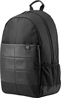 HP 15.6-inch Classic Laptop Backpack, Black - 1FK05AA