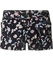 Kardashian Kids - Cord Printed Shorts (Infant)
