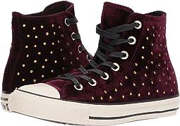 Converse - Chuck Taylor® All Star® Velvet Studs Hi