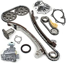 CNS TK1080WPOP Brand New OE Replacement Timing Chain Kit, Water Pump Set, and Oil Pump Set for VVT-i