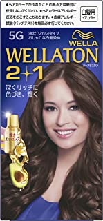 ウエラトーン2+1 液状タイプ 5G [医薬部外品](おしゃれな白髪染め)