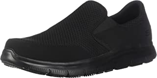 Skechers for Work Men's Flex Advantage Mcallen Work Shoe
