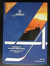 Admiralty Sailing Directions:  Mediterranean Pilot, Volume 3