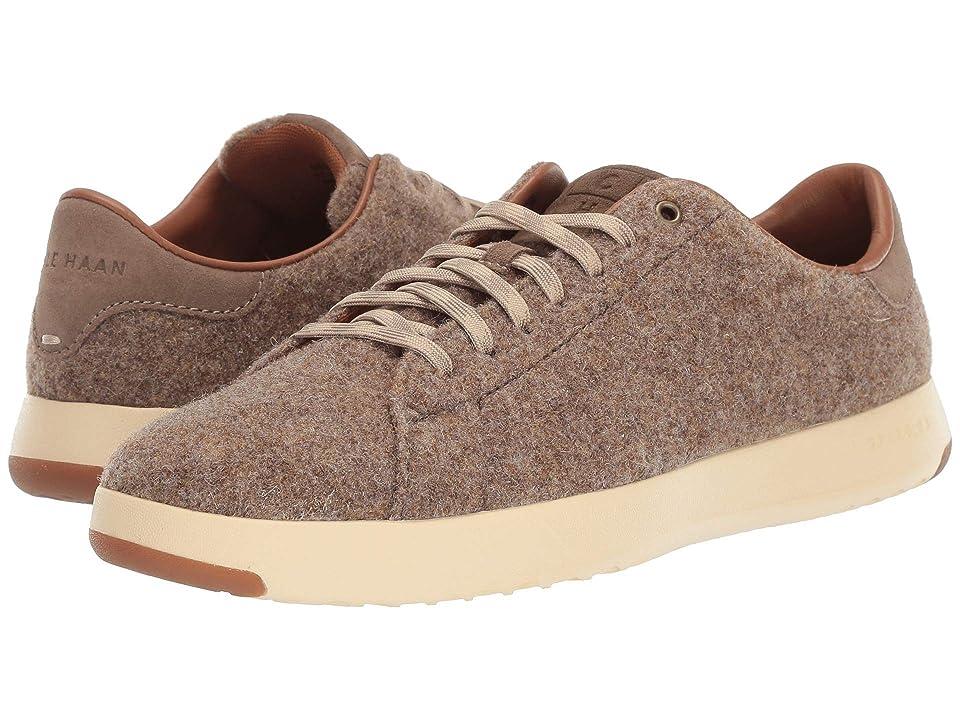 Cole Haan GrandPro Tennis Sneaker (Soft Sage Wool/Suede) Men