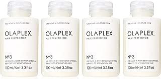 Olaplex Hair Perfector iipANv No 3 Repairing Treatment, 3.3 Oz (Pack of 4)
