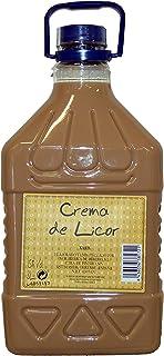 Crema Orujo 15% Vol. Xaris. (3 Lt.)