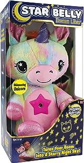 Best Ontel Star Belly Dream Lites, Stuffed Animal Night Light, Shimmering Rainbow Unicorn Review