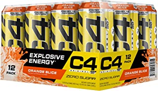 Cellucor C4 Ultimate On The Go, Orange, 12 Count