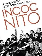 Incognito - Live In London -35Th Anniversary Show [Japan DVD] PVDV-78